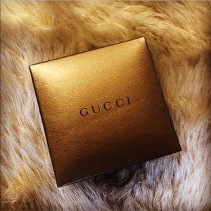 Gucci ring box